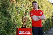 Coke to sponsor Rugby World Cup 2015