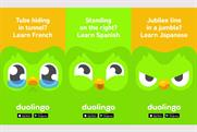 Duolingo appoints And Rising to launch first ad campaign