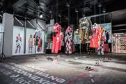Converse pop-up celebrates new collaboration