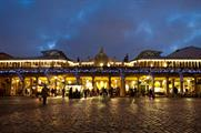The festival will support Covent Garden's Christmas lights switch on