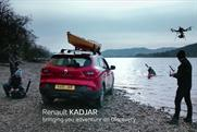 Renault sponsors Discovery adventure shows with James Cracknell idents