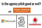 Is the agency pitch good or evil?