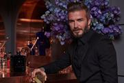 Haig Club: David Beckham hosted the opening night of a 1920s themed takeover of a famous London landmark