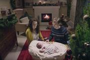 Religious ad: a spot showing the nativity has been barred from UK cinemas