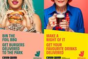 Deliveroo hands media account to the7stars