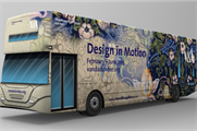 Design in Motion will set off on 13 February