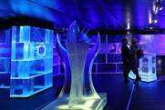 The ice experience will debut at The Telegraph Ski & Snowboard Show
