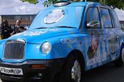 Alcatel's VR taxi