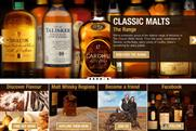 Diageo: seeks agency for direct and e-CRM business for its single-malt whiskies