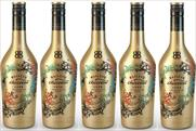 Baileys gold bottles: limited edition packaging part of Diageo's brand innovations