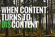 When content turns to discontent