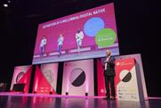 Chris Dobson: at the IAB Engage conference in London