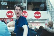 Doddle: ad encourages shoppers to buy online