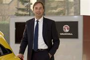 Vauxhall: Simon Oldfield joins as sales and marketing director