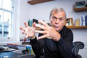 Sir Martin Sorrell: founded S4 Capital in 2018