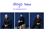 Droga5 launches in Asia with new office