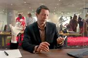 Dave Dyson: Three's chief executive stars in personalised 4G ad