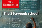 Economist: independent for 172 years since its inception