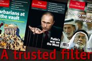 Economist launches ad to highlight editorial independence