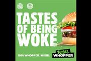 Burger King: ads deemed 'misleading' by ASA