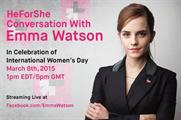 Emma Watson to host live-streamed Q&A event