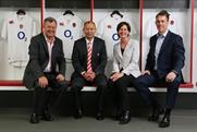 O2 extends England Rugby sponsorship for five years