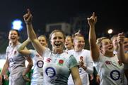 O2 reignites 'Wear the rose' rugby campaign for women's team