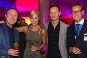 English former cricketer Phil Tuffnell, Strictly Come Dancing dancers and sports broadcaster Ed Chamberlain