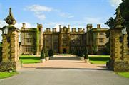 Oxford's Eynsham Hall