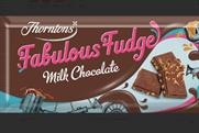 Thorntons: aiming to take a bite out of the block confectionery market with launch of two new block bars
