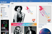 Brands to target social networking sites with new service