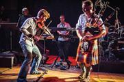 Peatbog Faeries will perform at the Big Burns Supper