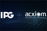 IPG acquires Acxiom for $2.3bn