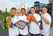 Chefs show their Forgotten Foods