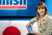Carol Smillie: hosts the Finish ad banned by the ASA