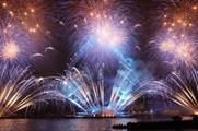 Jack Morton to produce London's first ticketed NYE fireworks