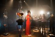 Glenfiddich creates visible sound waves in fusion of art and science