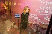 Florrie performed four tracks in Westfield last night (10 December)