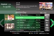 Freesat Freetime: jointly owned by ITV and the BBC