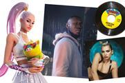 Ariana Grande in Fortnite, Stomzy, Dua Lipa