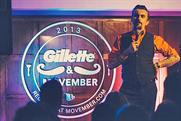 Haygarth delivered a campaign for Gillette in 2013