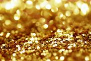The future's bright, the future's Gold