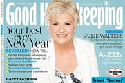 Women's monthlies led by Good Housekeeping