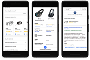Google updates features for mobile shopping experience