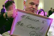 Graham Norton: TV personality creates a message for the Pride Week ad campaign