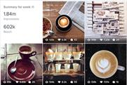 Instagram: offers trio of tools that will allow brands to monitor their performance