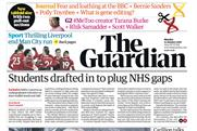 Guardian unveils new tabloid format