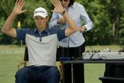 Justin Rose: golfer stars in Zurich Insurance Group campaign