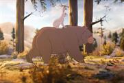 John Lewis: 'bear and hare' ad has been viewed online 12,803,149 times