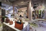Harrods brings back Fashion Re-Told charity pop-up